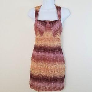 Free People Knee Length Casual Summer Dress